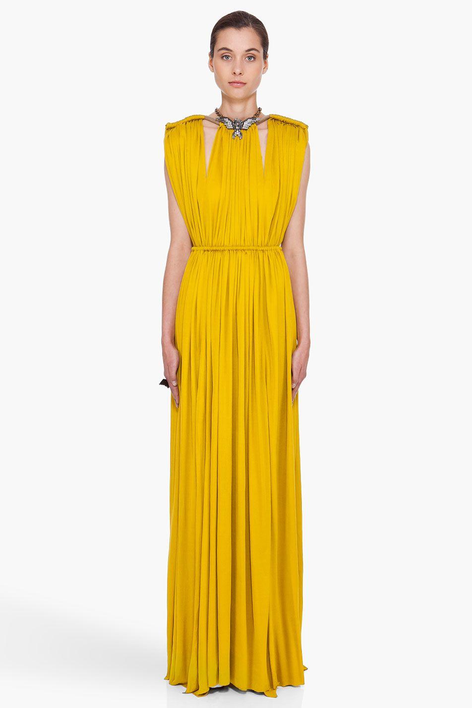 DRESSES - Long dresses Lanvin 7zVsvBr
