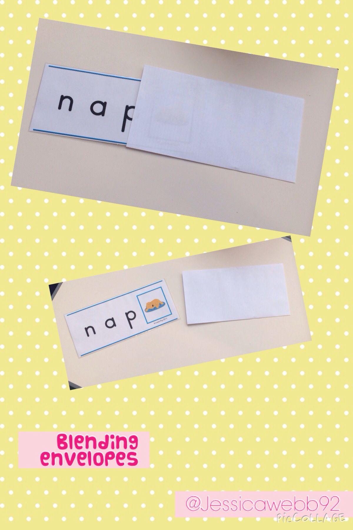 Blending Envelopes