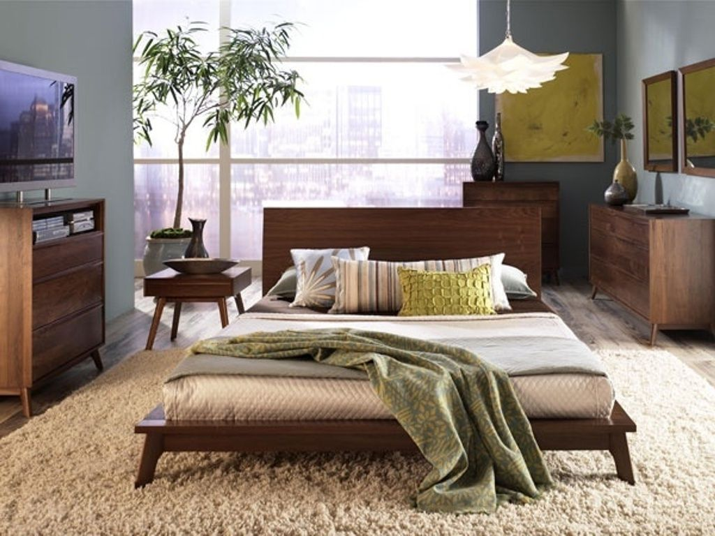 Mid Century Modern Bedroom Set Design Ideas You Ll Love Modern Bedroom Furniture Mid Century Modern Bedroom Furniture Contemporary Bedroom