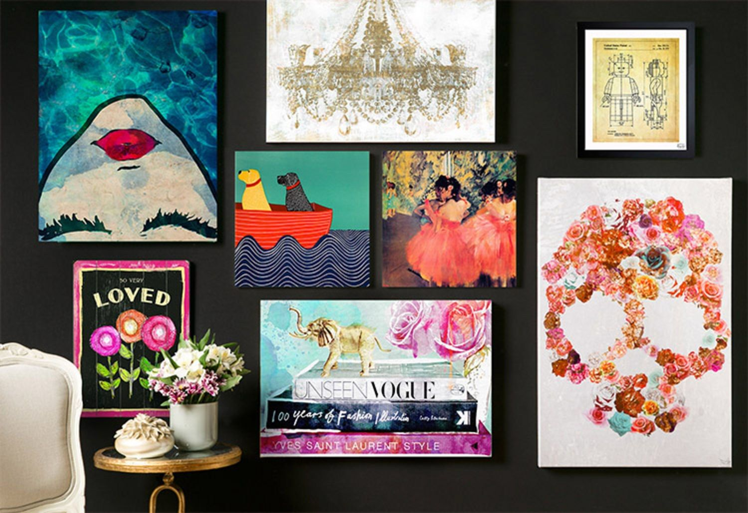 secrets to creating the perfect gallery wall gallery wall walls