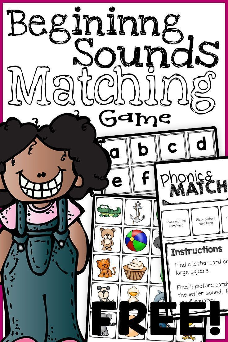 Letter Game for Fun Phonics Practice! [FREE Download | Kind