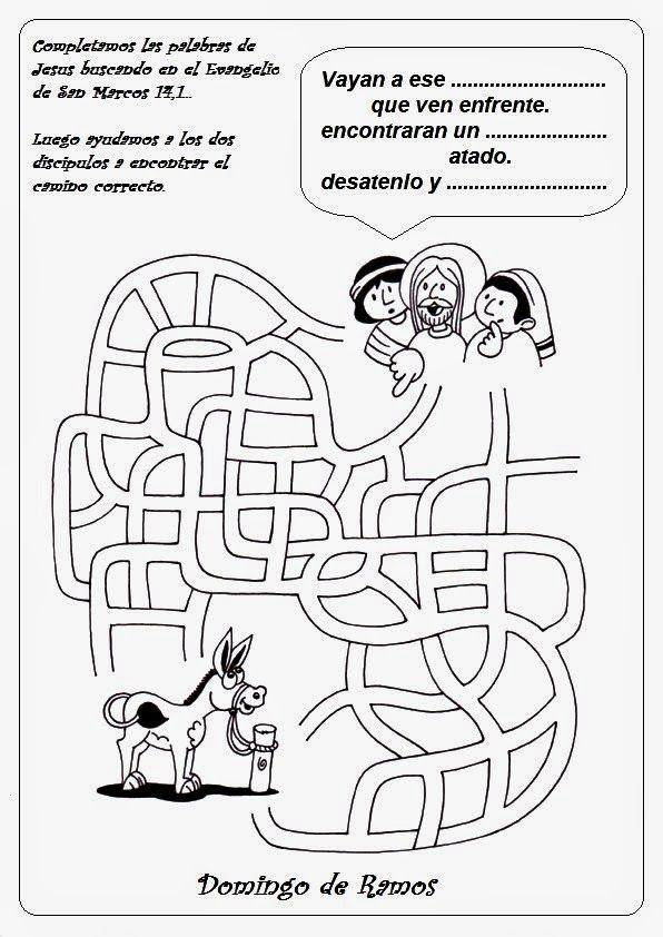Pin De Kren Osorio En Biblia Actividades Pinterest Sunday School
