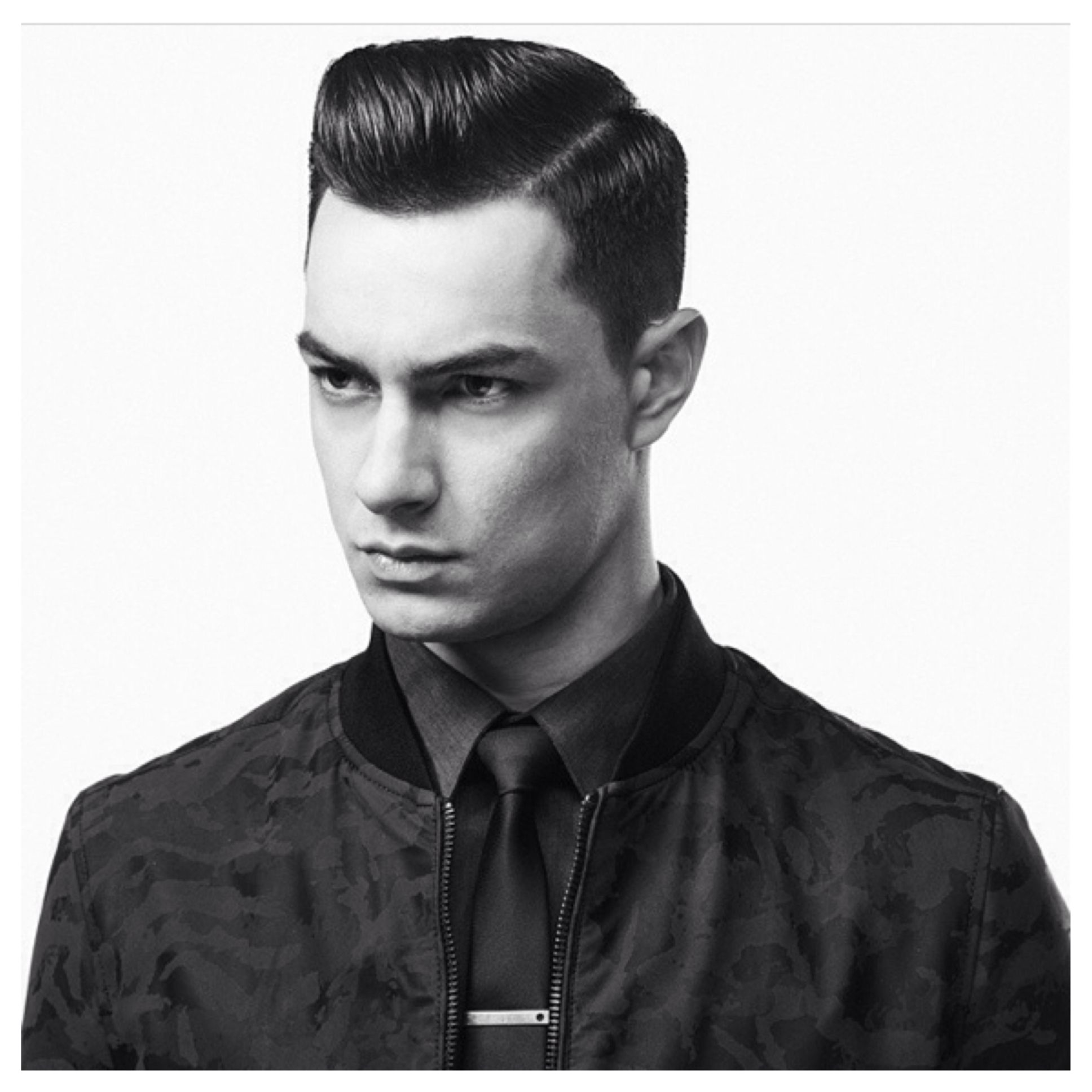 HOW-TO: Sleek, Clean and Connected Men's Cut and Style