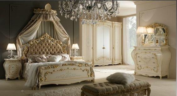 Camera da letto in stile veneziano in 2019 | Home decor | Pinterest ...