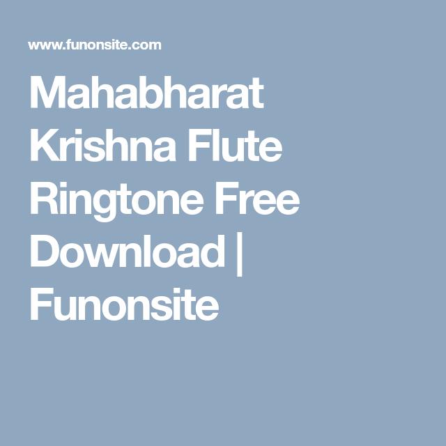 krishna flute ringtone 2019 download