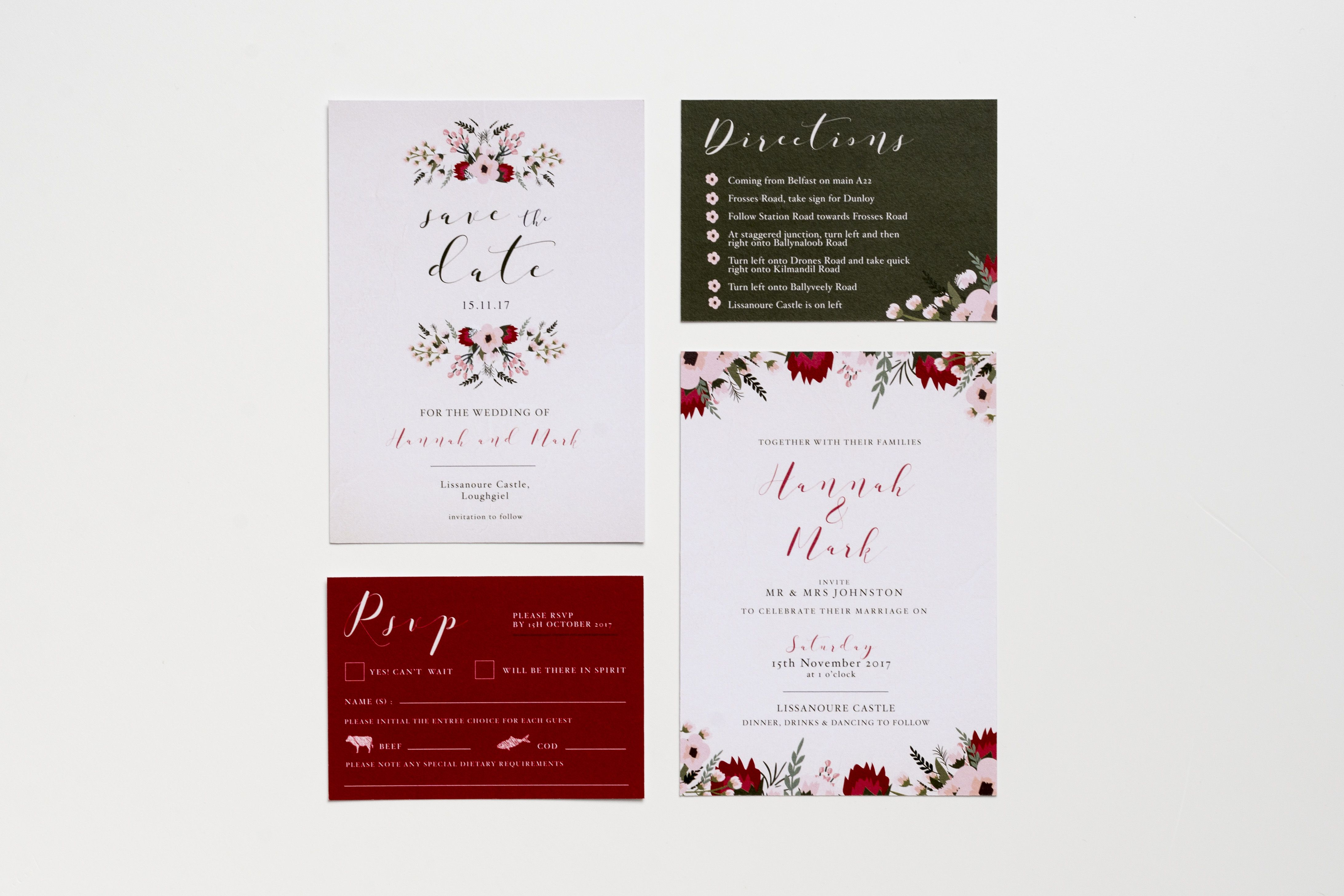 Beautiful Wedding Stationery Design Print In Belfast  E2 9c 93 High Quality Printing  E2 9c 93 Bespoke Card Stocks  E2 9c 93 Excellent Customer Service  E2 9c 93