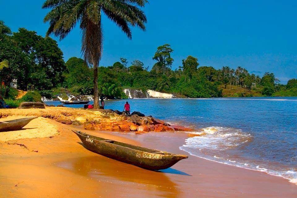Kribi Beach Cameroon Tolle Reiseziele Kamerun Afrika Reisen