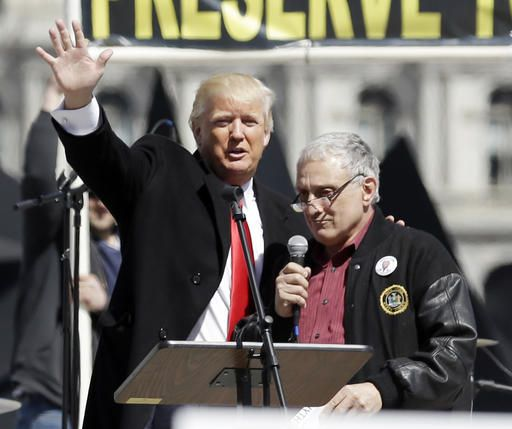 Trump's pathway leads through Indiana