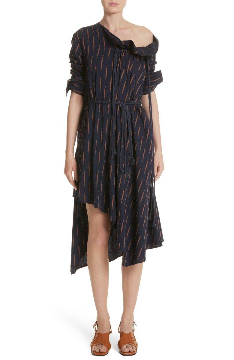 One Shoulder Dress Nordstrom