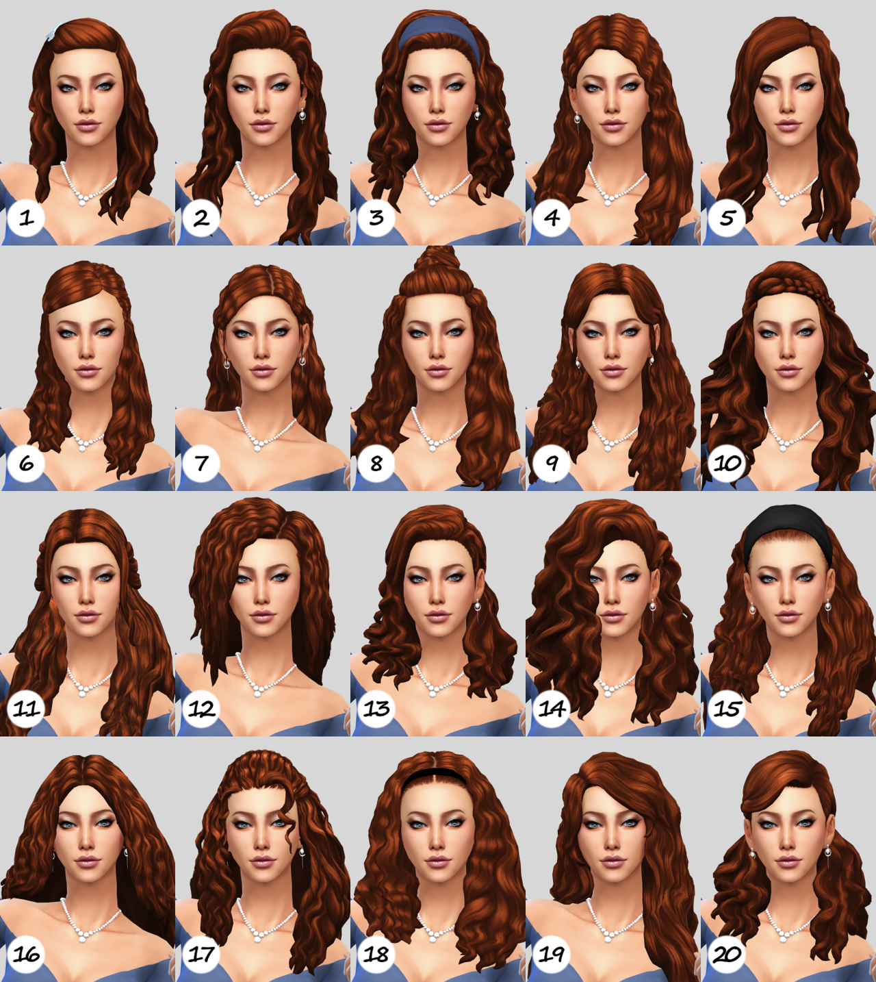 Maxis Match Cc World S4cc Finds Daily Free Downloads For The Sims 4 Sims 4 Sims 4 Curly Hair Sims