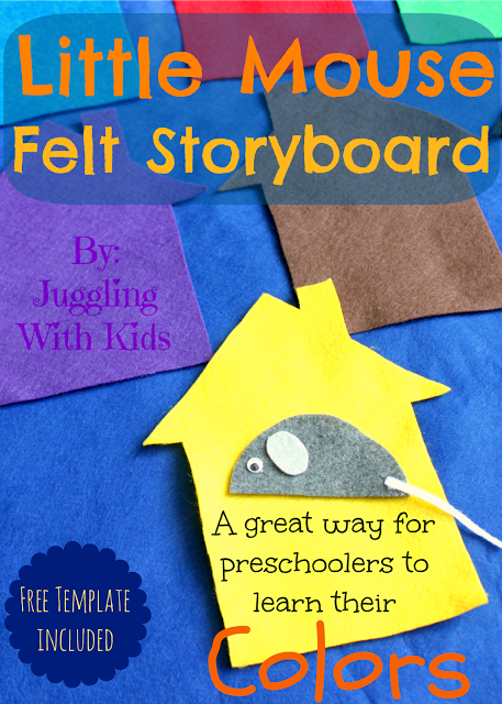 Little mouse is a fun felt storyboard for preschoolers to learn little mouse is a fun felt storyboard for preschoolers to learn their colors ive included the template in my post so you can easily recreate this for your maxwellsz