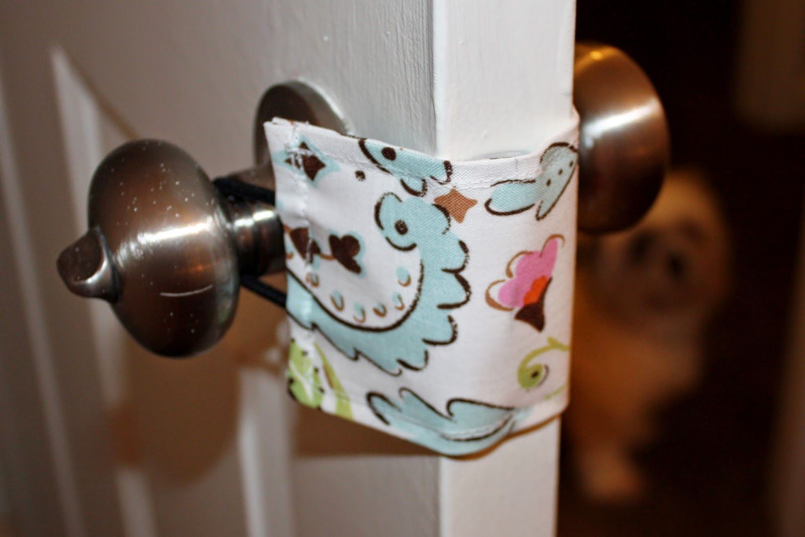Girl Nursery. Door Stopper. The Potter U0026 His Clay: Our Girlu0027s Nursery