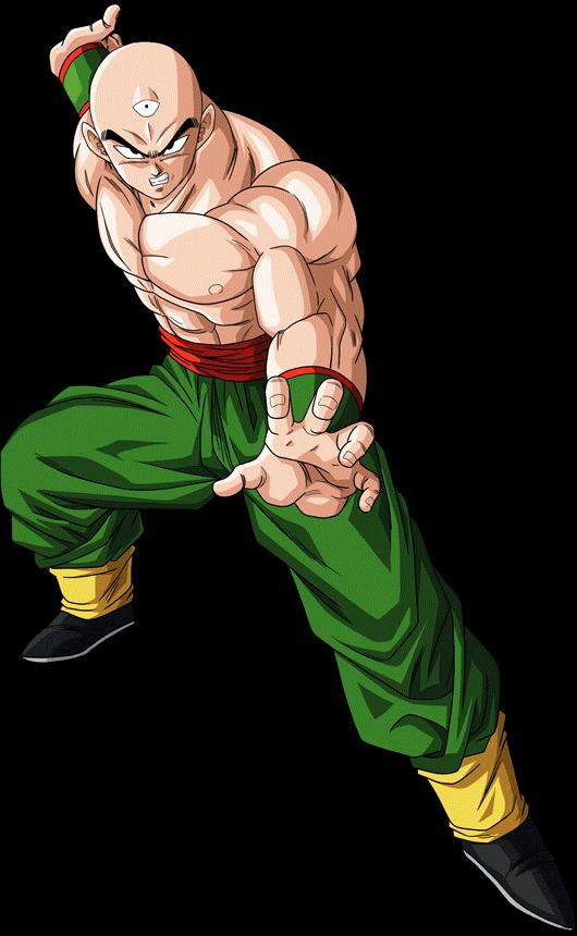 Tien Shinhan Render 5 Dokkan Battle By Maxiuchiha22 On Deviantart Cavaleiros Do Zodiaco Gemeos Aliens Desenho Anime