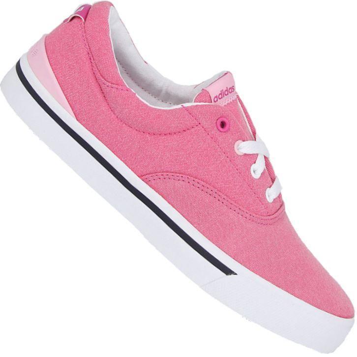 adidas rosa feminino