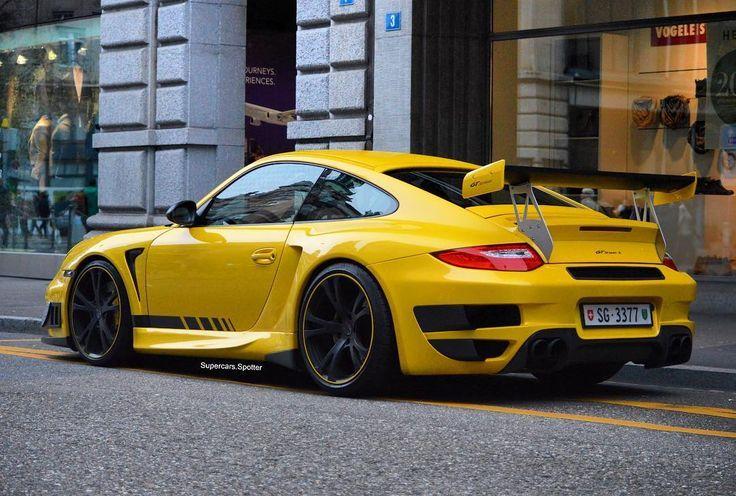 Porsche 911 TechArt GT Street R - https://www.luxury.guugles.com/porsche-911-techart-gt-street-r/