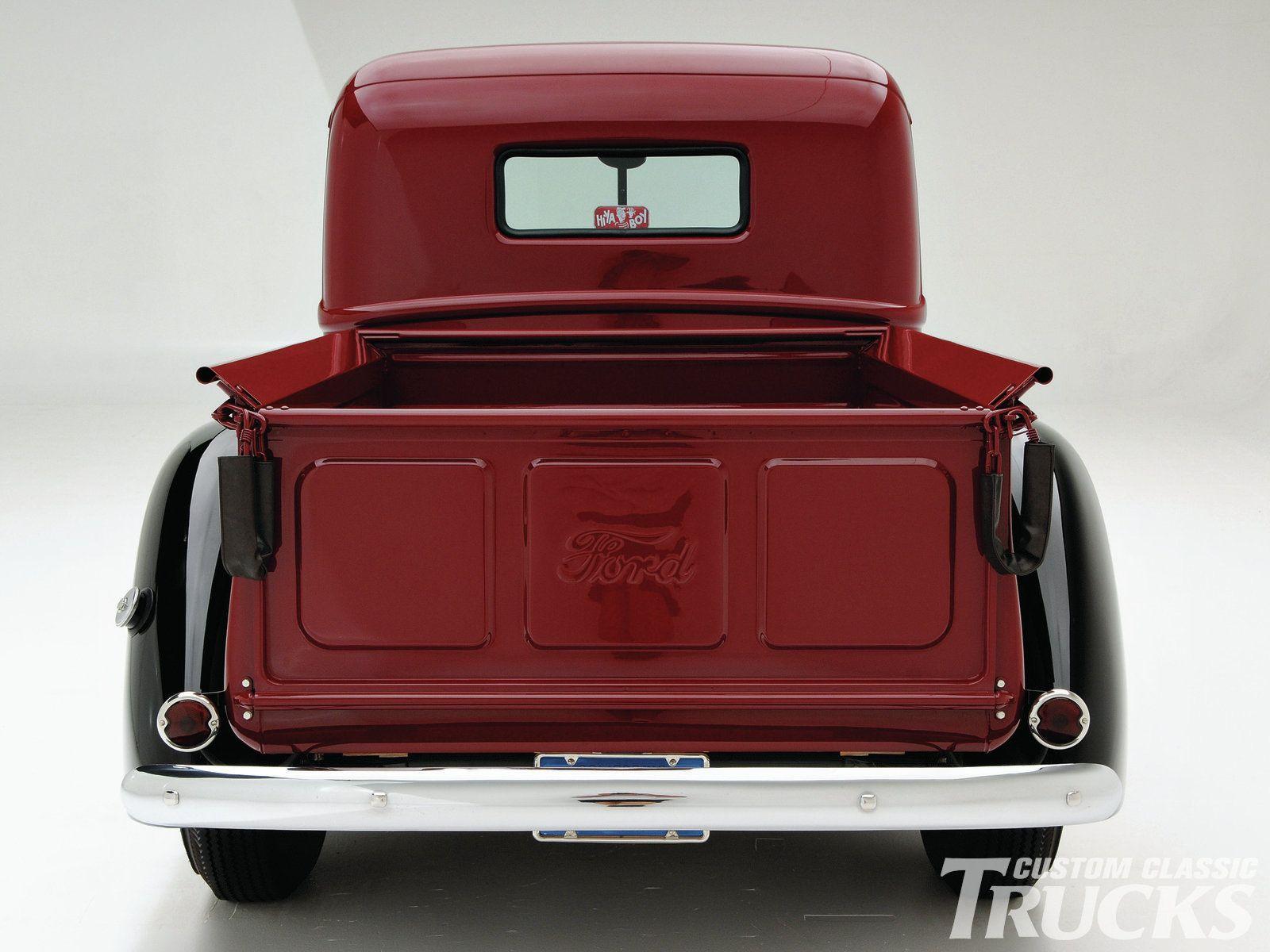 Antique Ford Tailgates 1941 Pickup Tailgate Grandkids Truck Tailgating Shop