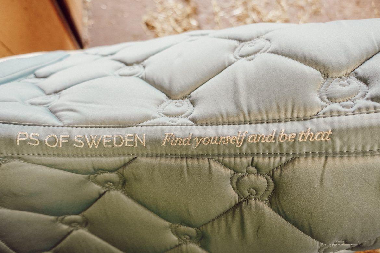 Dylaras Ps Of Sweden Outfit Satteldecke Schabracke Schabracken