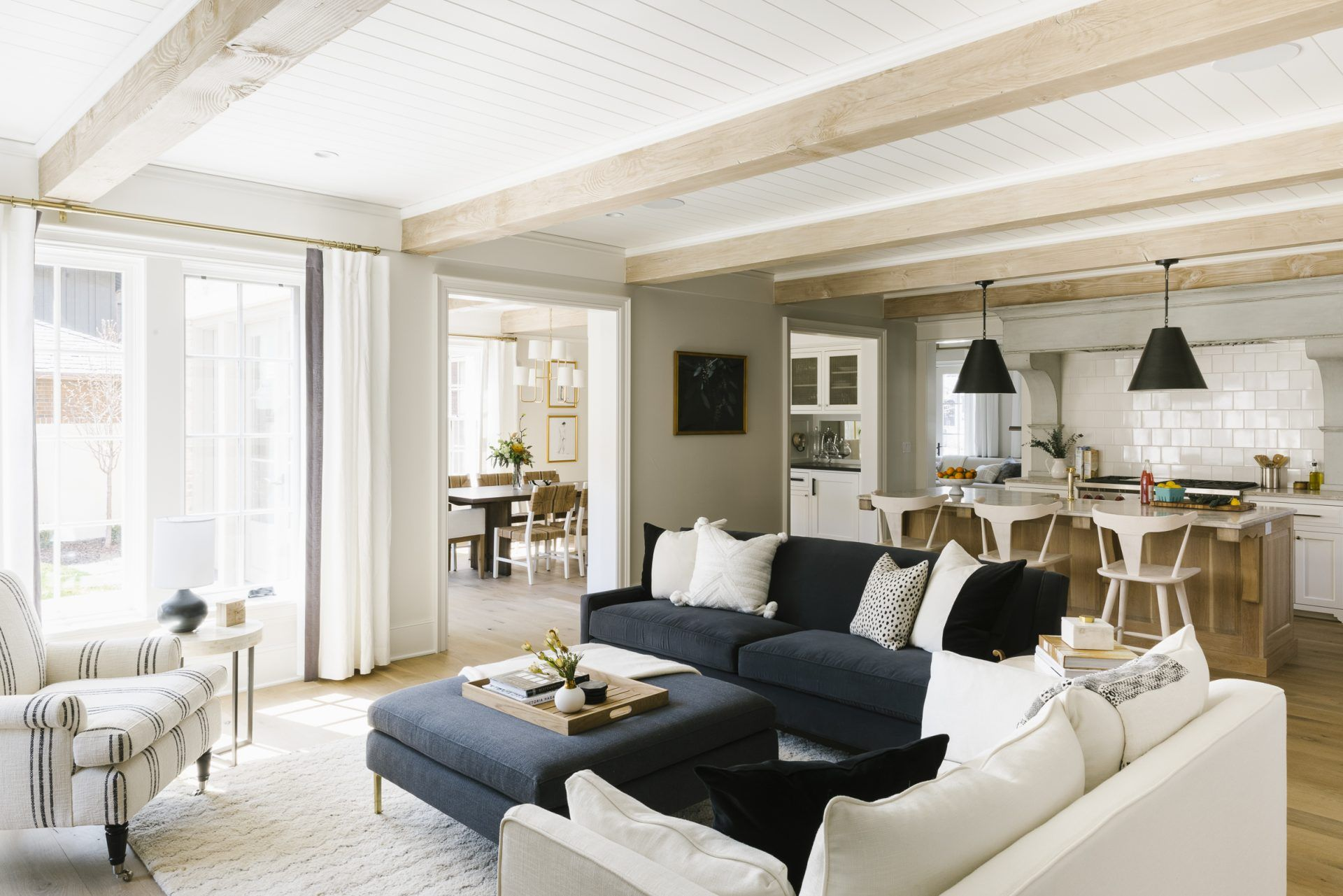 Form And Function A Denver Family Home With Distinctive Style Family Friendly Living Room Minimalist Living Room Modern Farmhouse Living Room