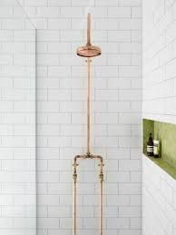 Image result for exposed copper taps