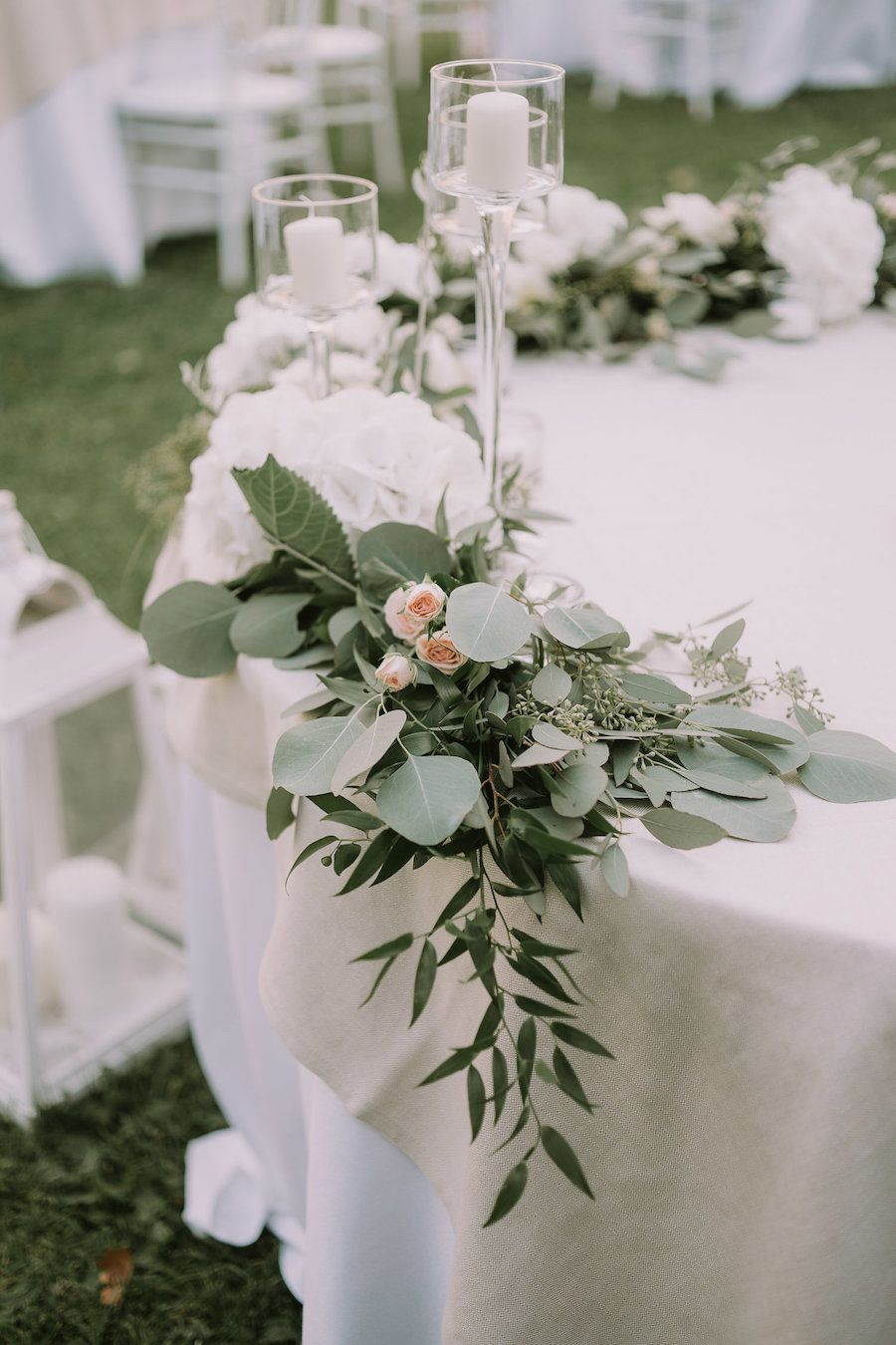 Foglie D Ulivo Per Un Matrimonio Organico Wedding Wonderland Centrotavola Matrimoniali Centrotavola Matrimonio Matrimonio