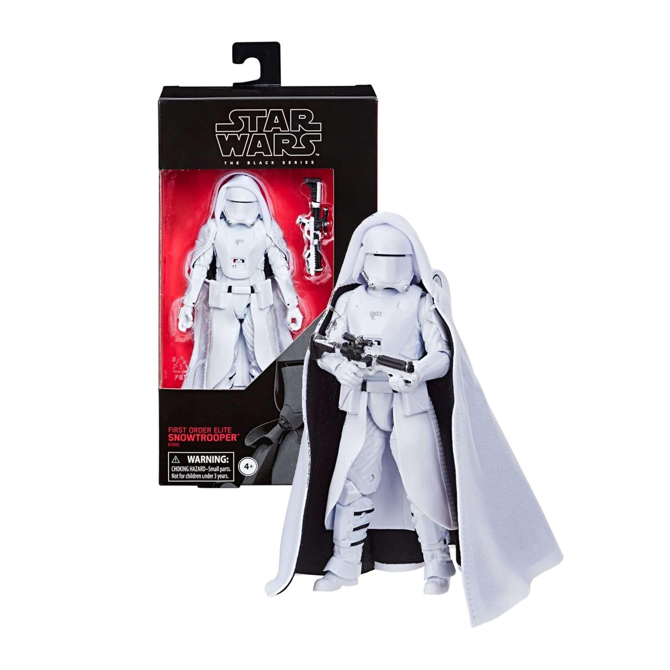 Star Wars The Black Series Rise Of Skywalker Elite Snow Trooper