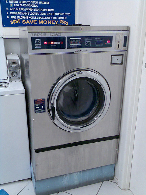 Dexter Thoroughbred 400 Commercial Washing Machine