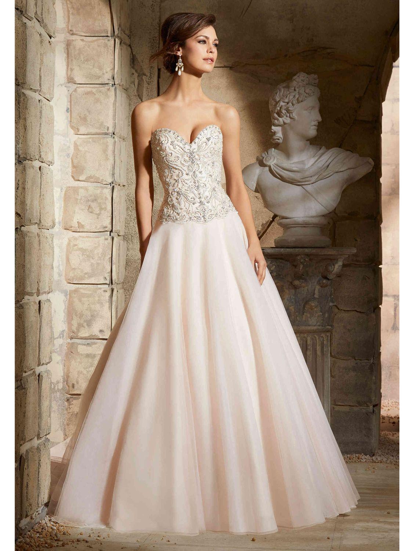 Blu by mori lee wedding dress style house of brides wedding