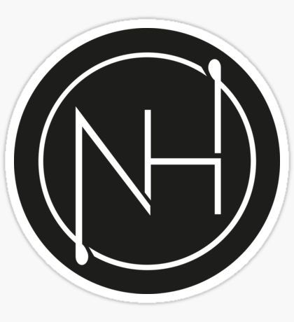 Niall Horan Stickers Niall Horan One Direction Logo Music Stickers