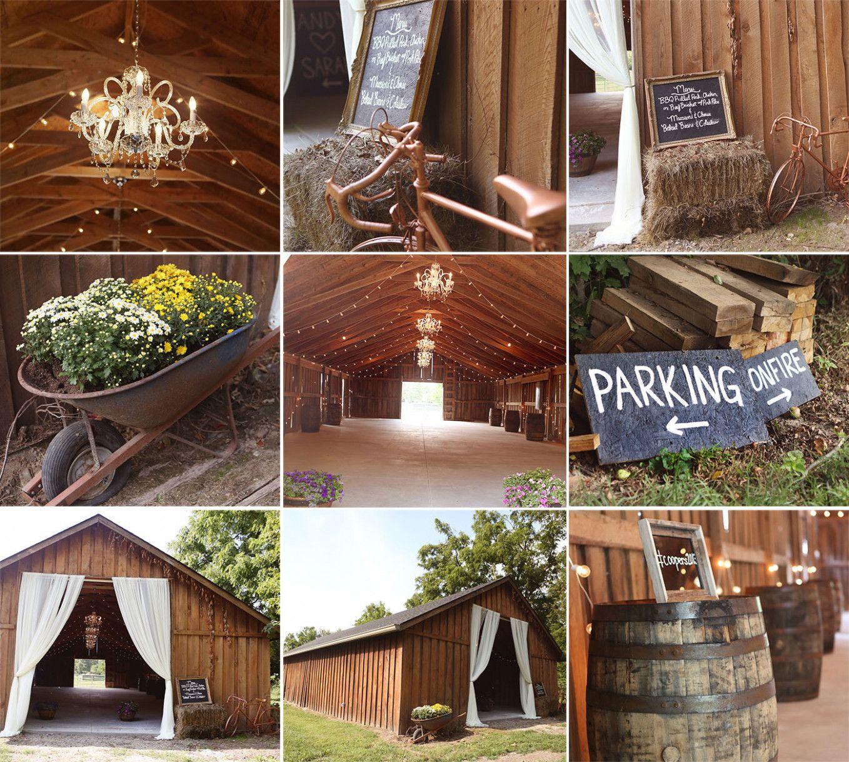 Wedding decorations barn  Amazing Tips Rustic Wedding Decorations For You  wedding food