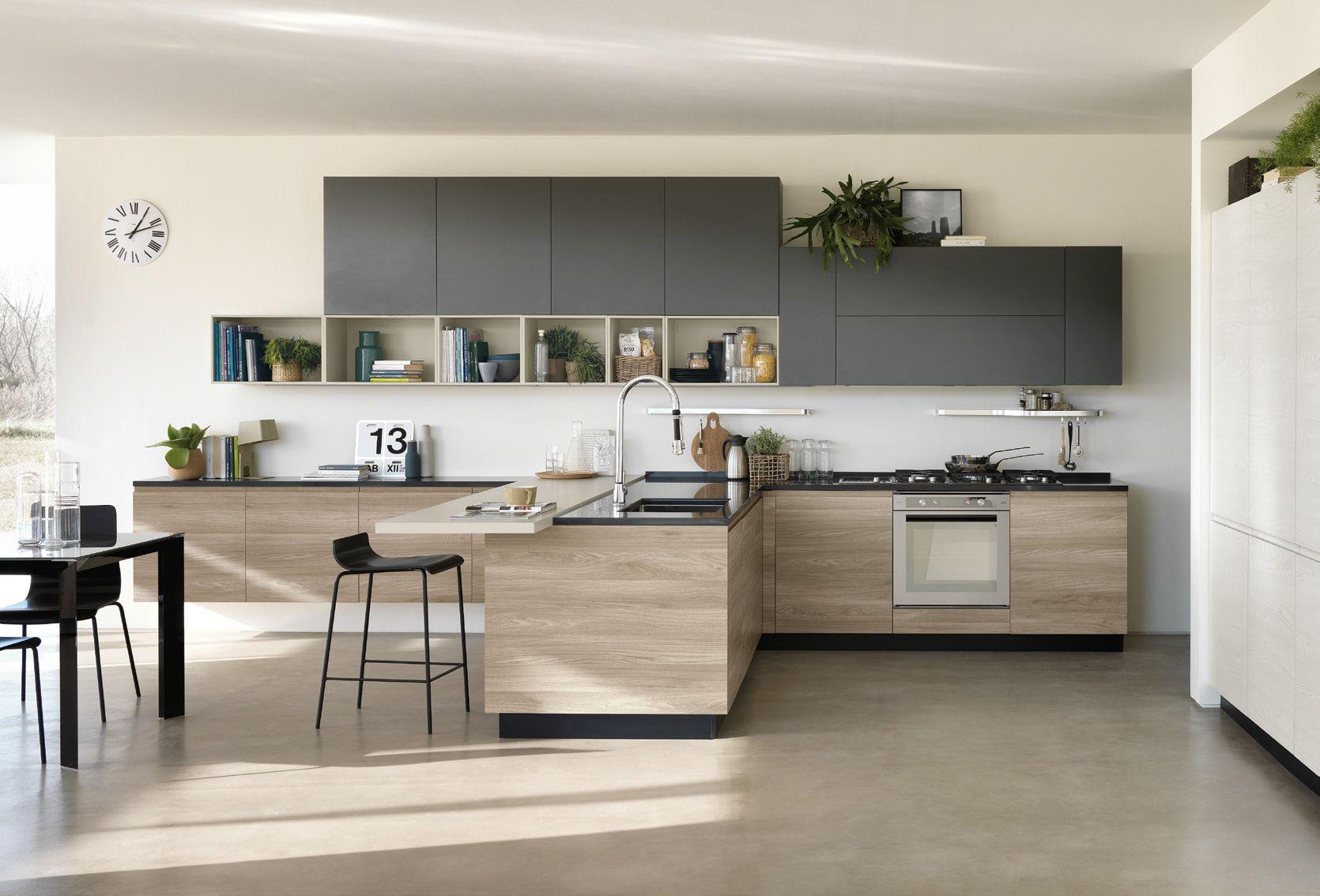 Cucina Motus - Scavolini - Centro Mobili | Flat ideas