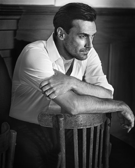 Jon Hamm by Vincent Peters