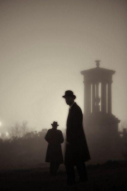 Edinburgh Dead of Night   Laurence Winram