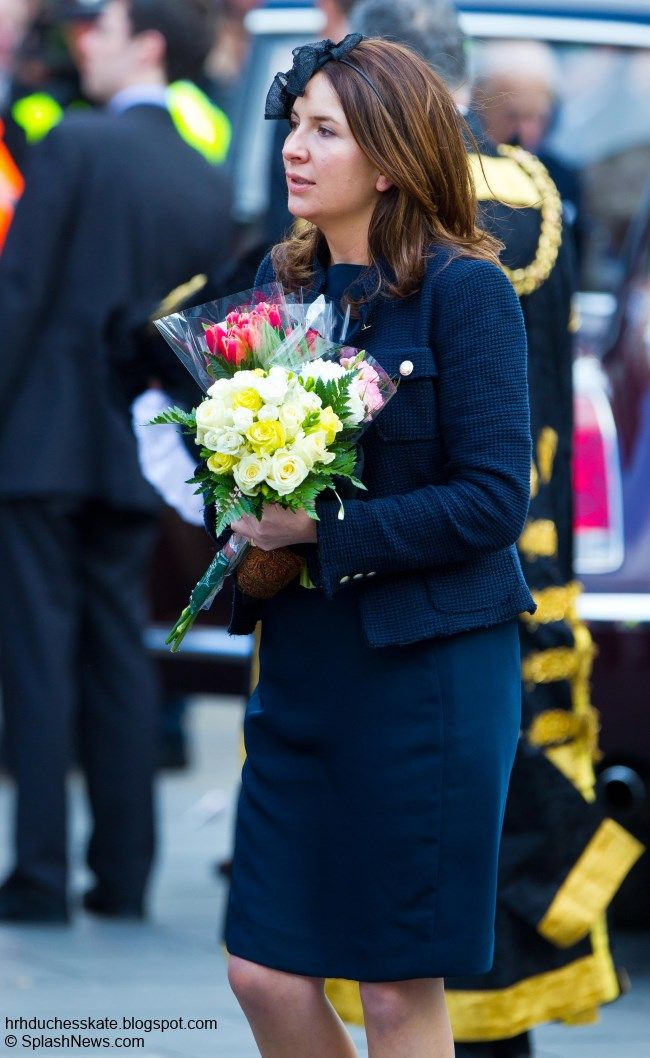Duchess Kate William took notice of the brunette\u0027s organisational