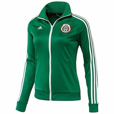 7fdce7a42bd Women s adidas Mexico Soccer Track Jacket