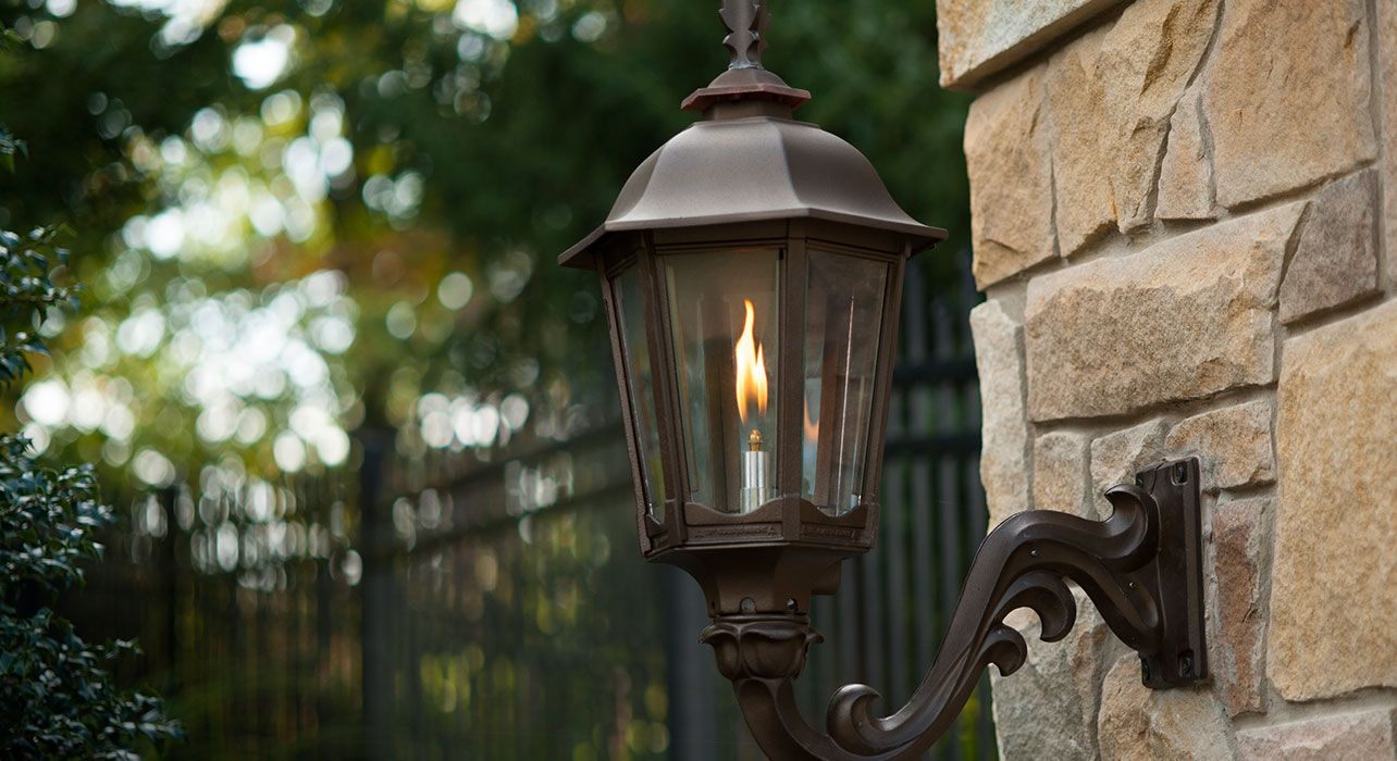 Outdoor Gas Lamps U0026 Lighting By American Gas Lamp Works