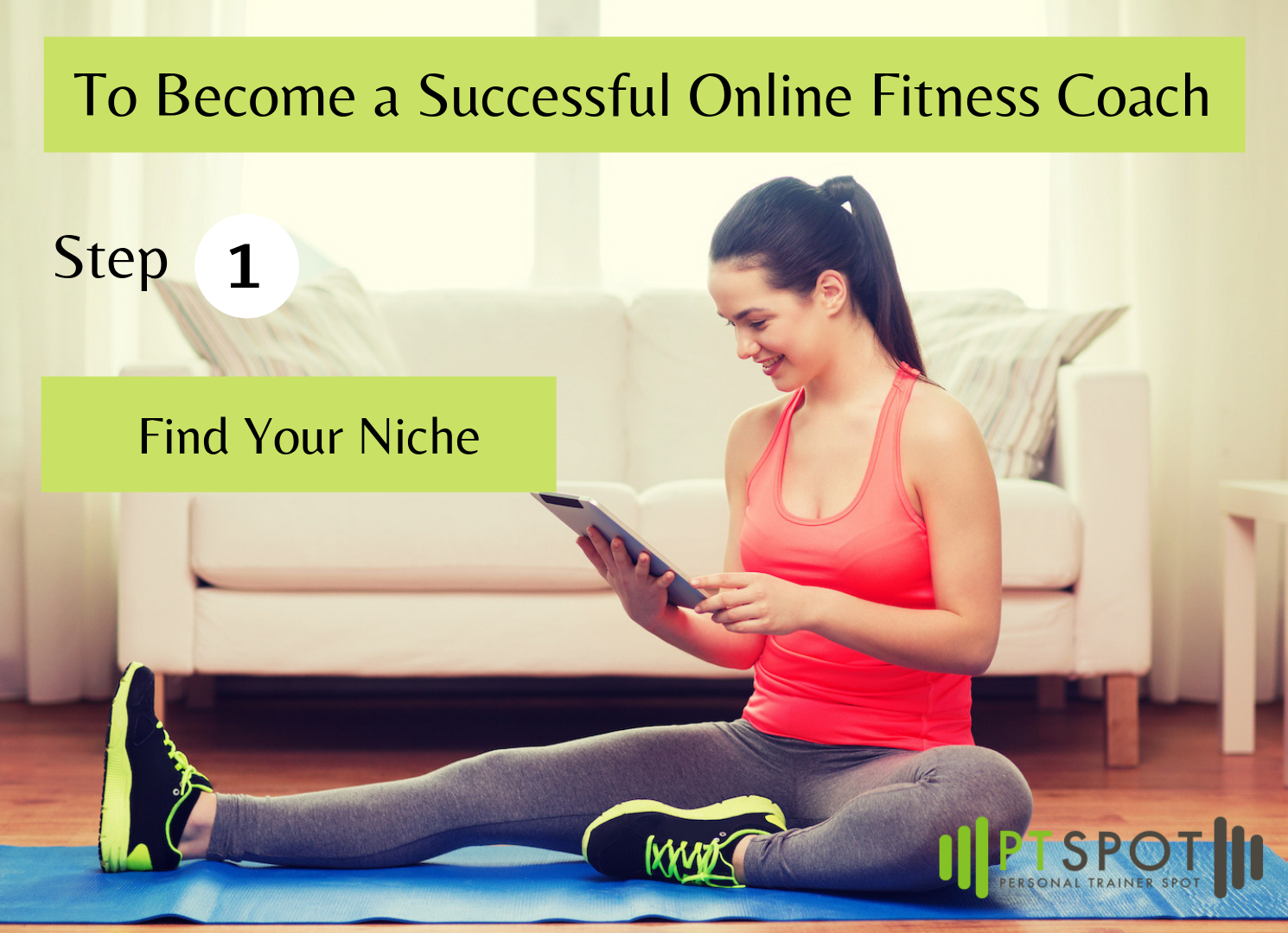 Your Niche Is Your Area Of Expertise Online Fitness Coaching Personal Fitness Trainer Online Personal Trainer