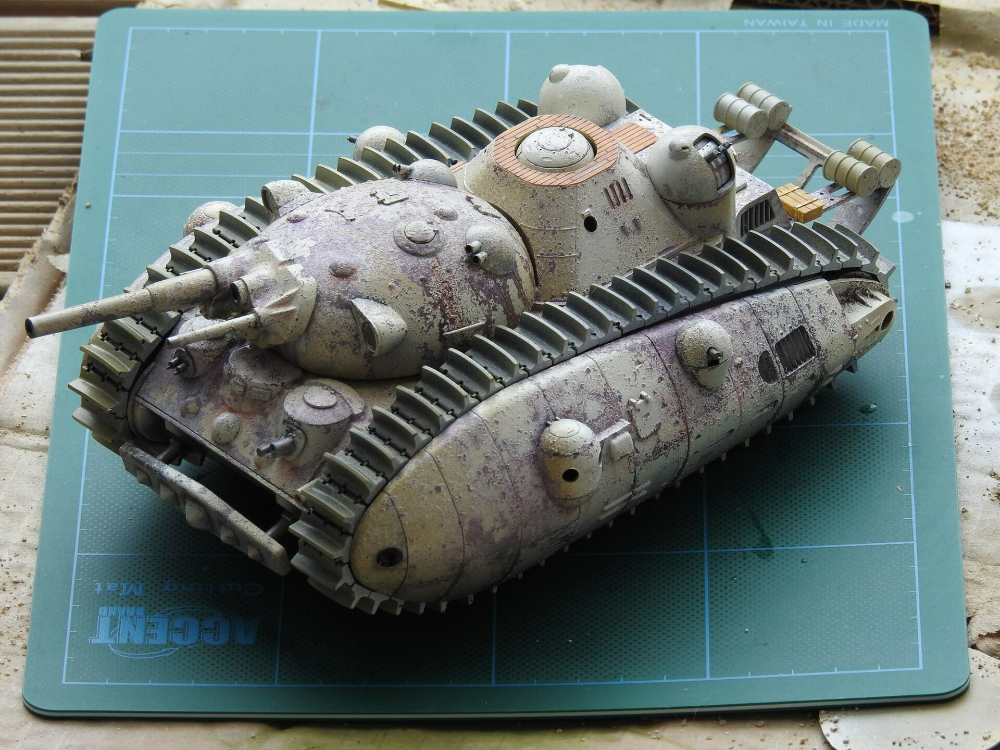 Artstation Akuyaku 1 Wip Karl Sisson In 2020 Bike Tank Military Modelling Art Station