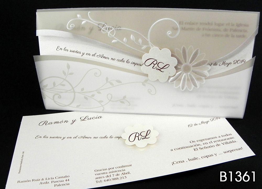 tarjetas de invitacion boda 2015 en hd gratis 2 - Invitaciones De Boda Elegantes