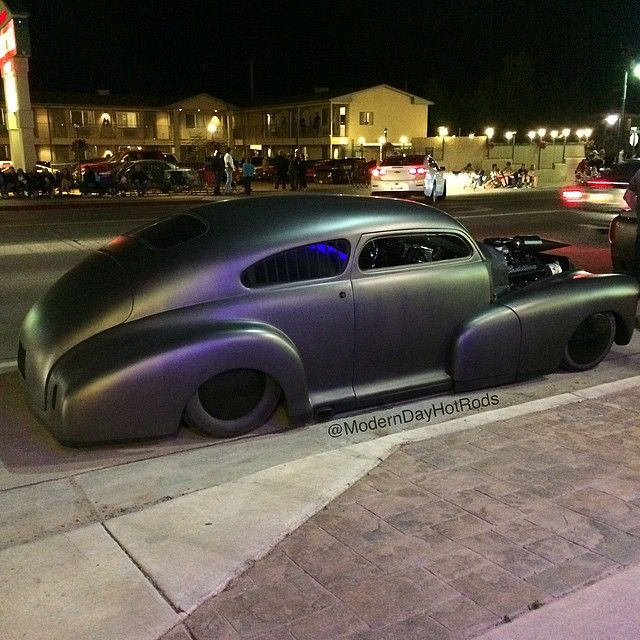 """This Murdered Out '48 Chevy Is Too Sick... I Shot This In"