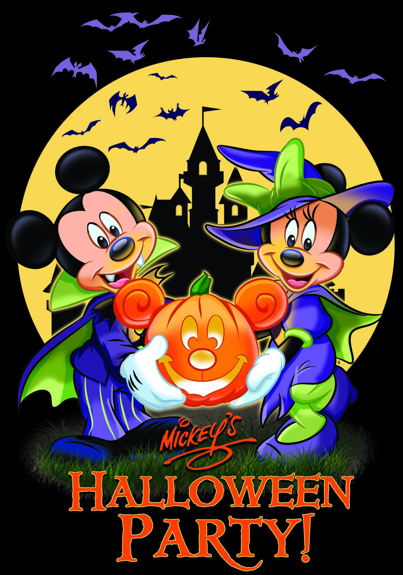 New Mickey\u0027s Halloween Party Merchandise Coming to the Disneyland - minnie mouse halloween decorations