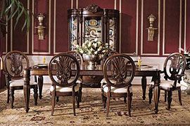 Edwardian Furniture Furniture was widely made with bamboo and