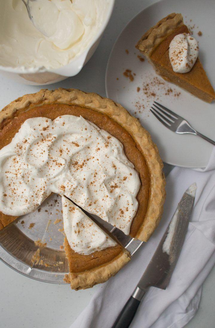 Perfect Perfect Sweet Potato Pie Recipe | Lauren's Latest