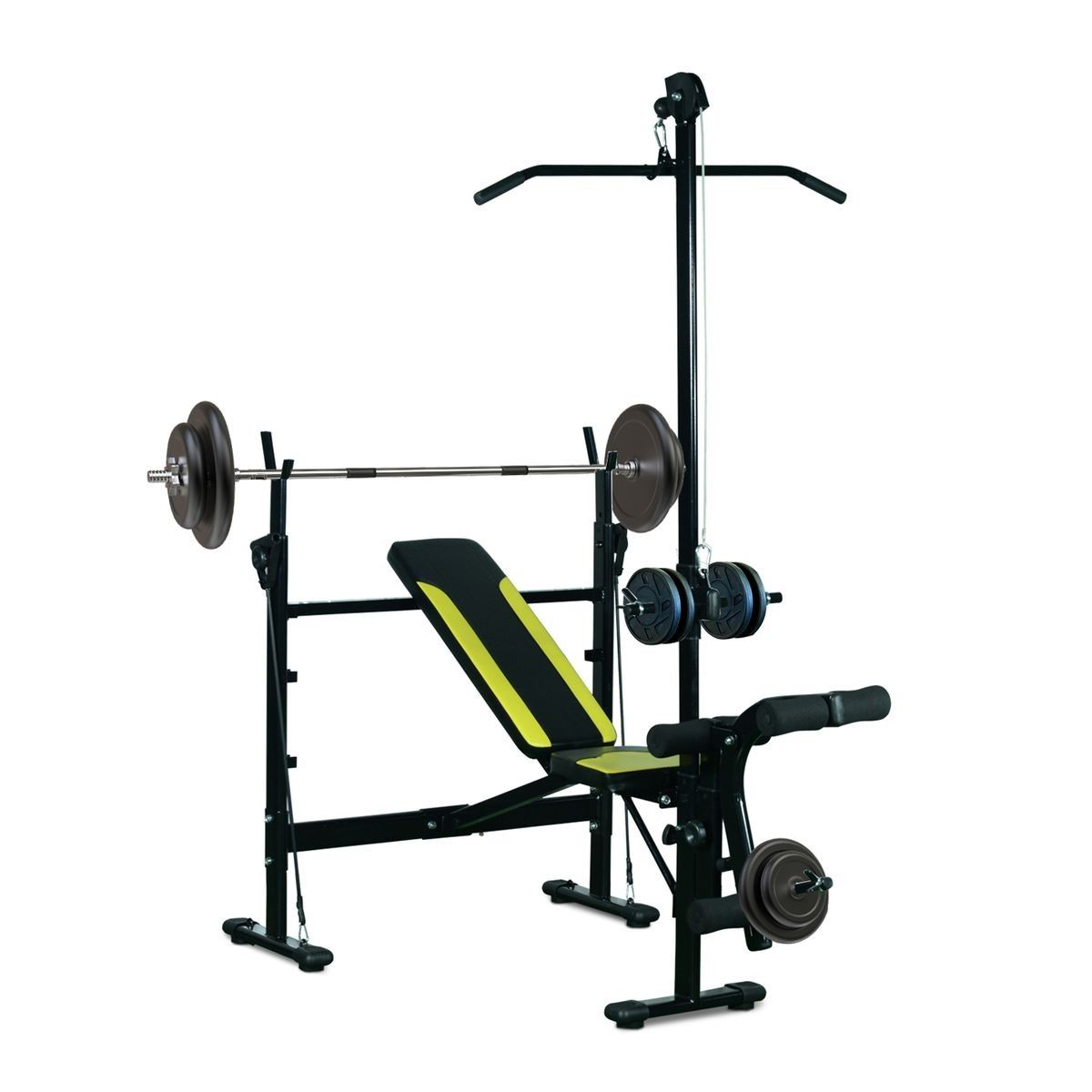 Taille Banc Banc De Musculation Complet Products Pinterest Garage Gym