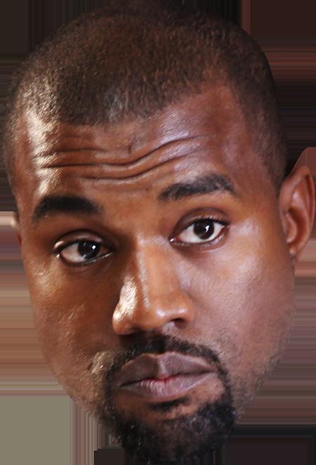 Kanye Heads Kanye Hip Hop Art Kanye West