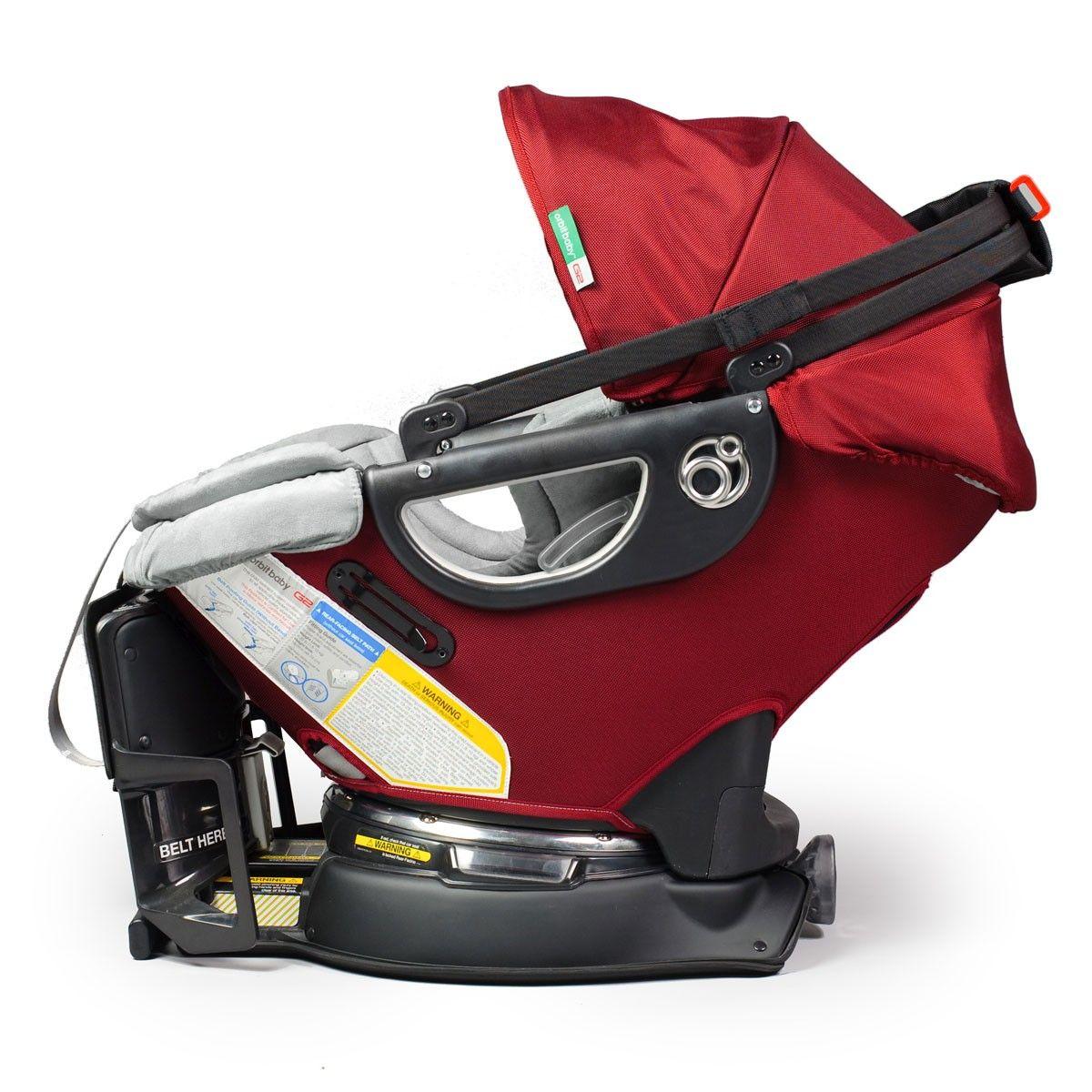 orbit baby red infant car seat base g2 orbit baby pinterest orbit baby car seats and infant. Black Bedroom Furniture Sets. Home Design Ideas