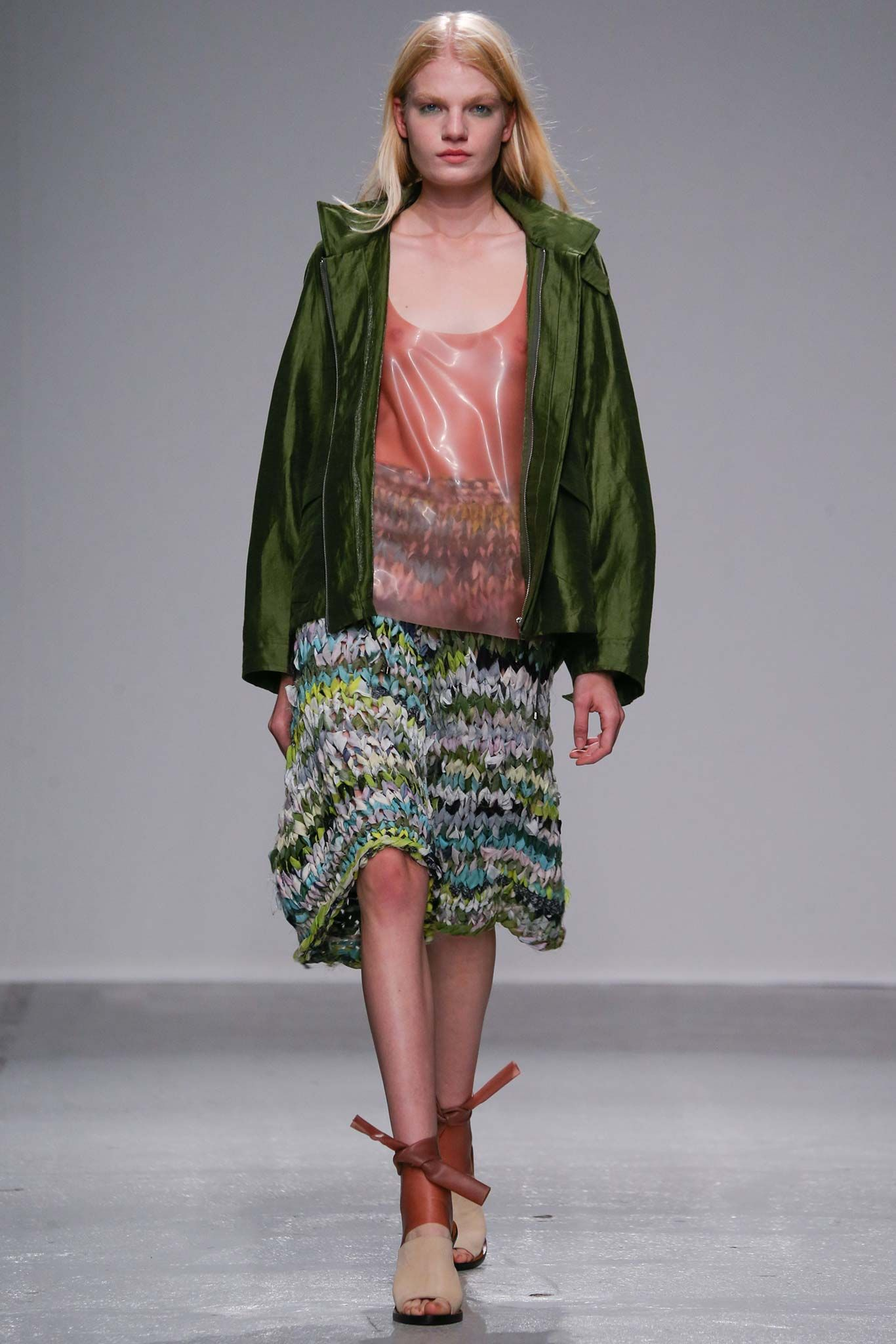 Spring 2015 Ready-to-Wear - Christian Wijnants