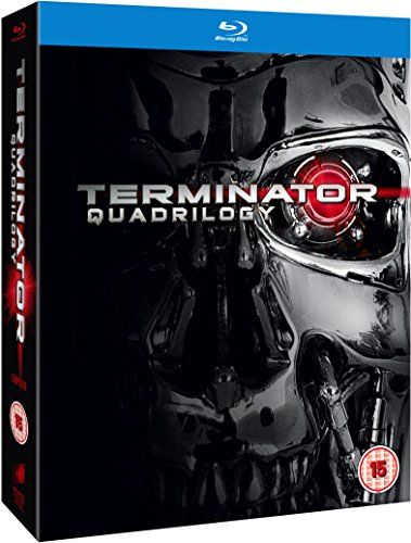 Terminator 1 4 4 Disc Set Blu Ray Region Free Sony Https Www Amazon Com Dp B002h9wi0m Ref Cm Sw R Pi Terminator Movie Collection Terminator Movies