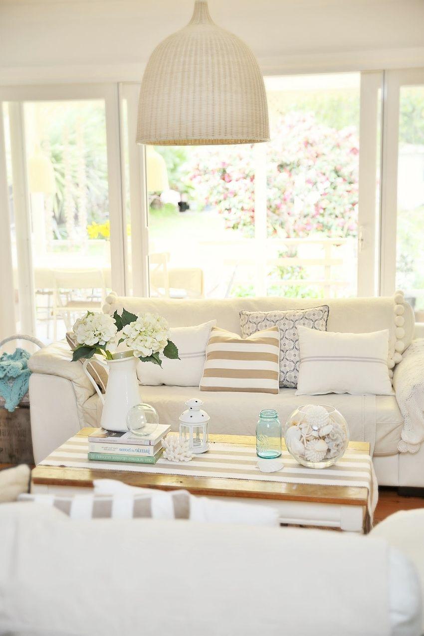 Wohnzimmer skandinavisch einrichten 22 ideen f r hussensofa wohnzimmer pinterest haus - Skandinavisch einrichten ...