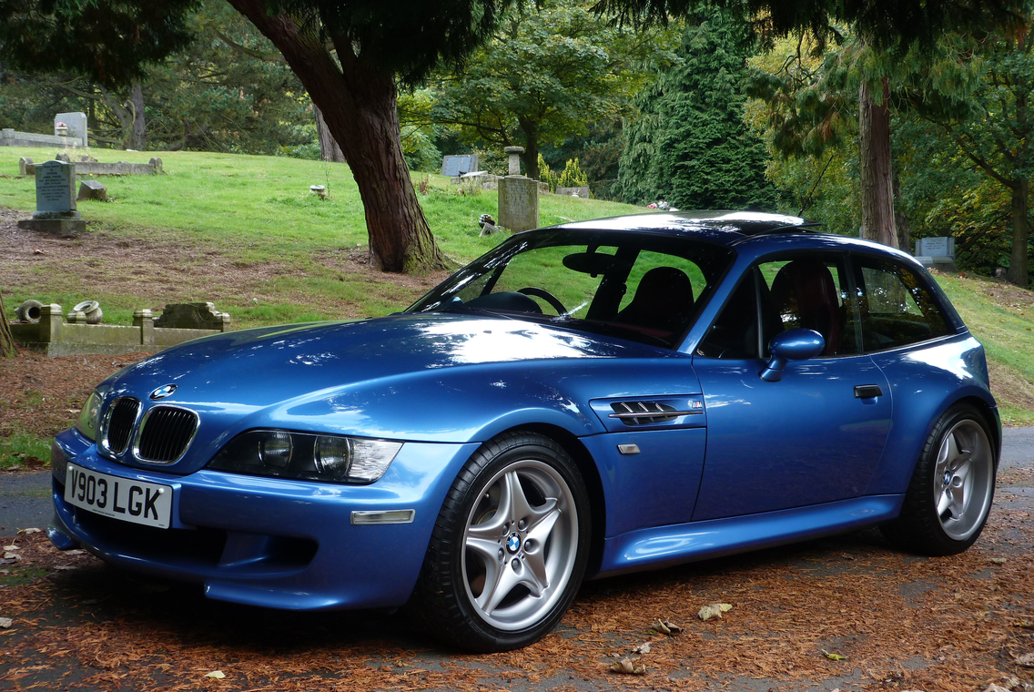 1999 BMW Z3 M Coupe - Silverstone Auctions | The dream garage ...
