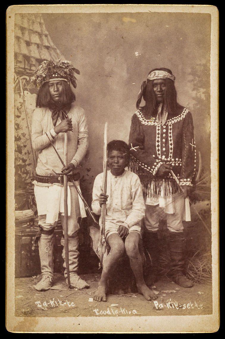 White Mountain Apaches? Photo by D A Markey